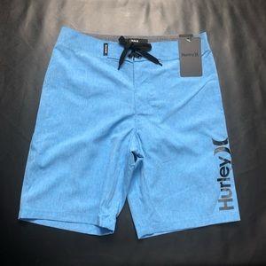 New Hurley board shorts